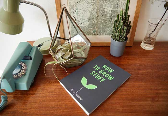how to grow stuff book by alice vincent