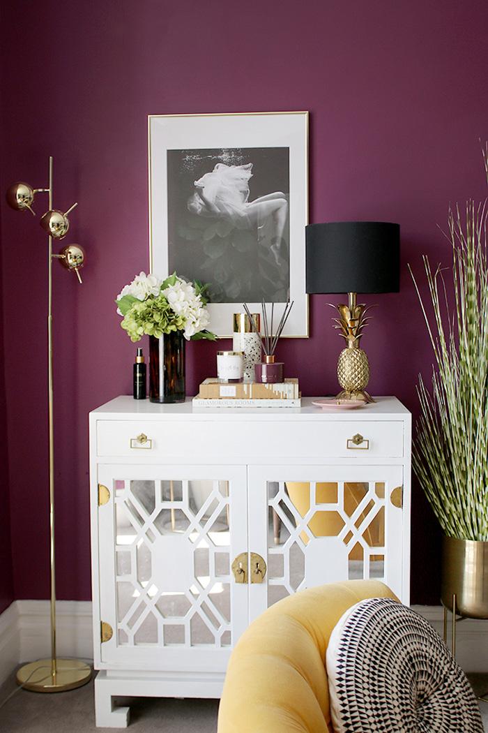 Art deco piece of furniture