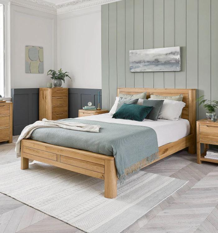 Romsey bedroom
