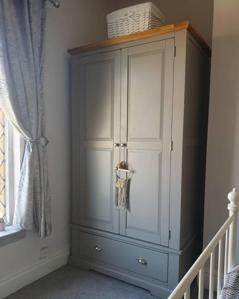 St Ives double wardrobe
