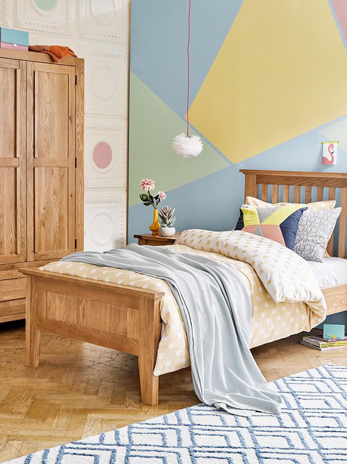 Bevel bedroom range