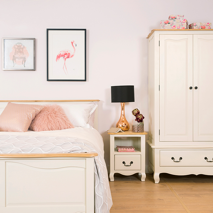 Bella teenage girls bedroom range