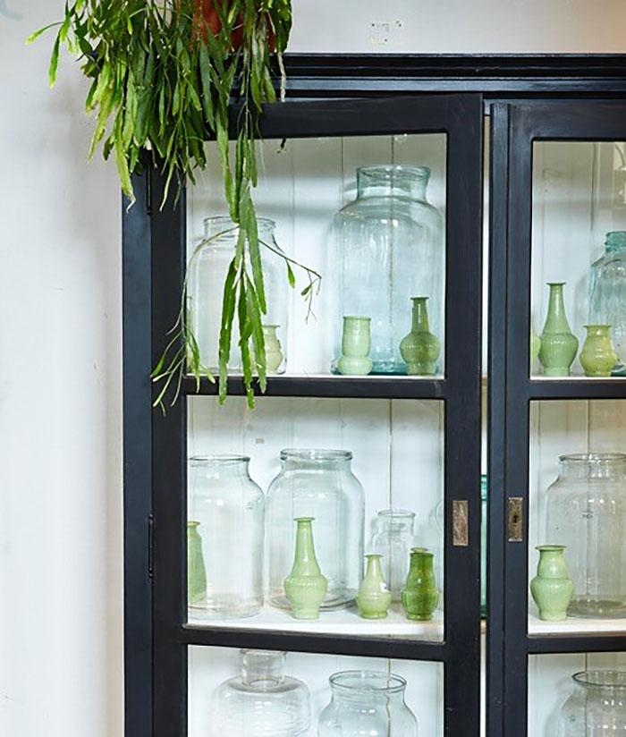 Wabi Sabi Display Cabinet