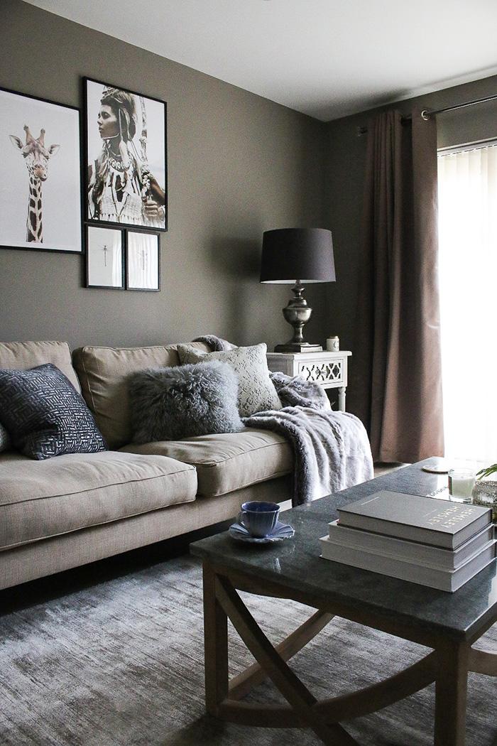 Sitting room scheme