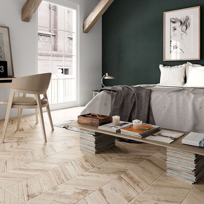 BoCoCo Wood Effect Tiles from Walls and Floors
