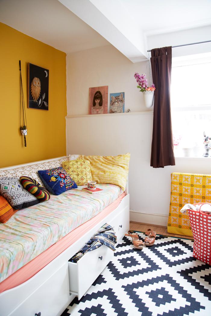 Clare Nicolson Studio Flat