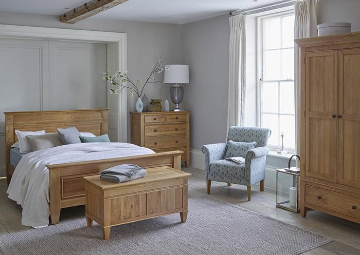 oak furniture land bedroom range