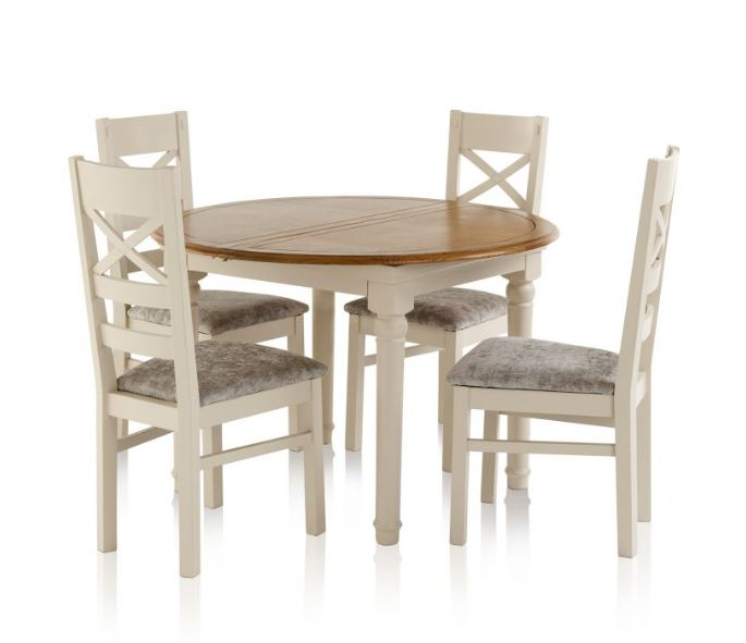 Shay dining table set