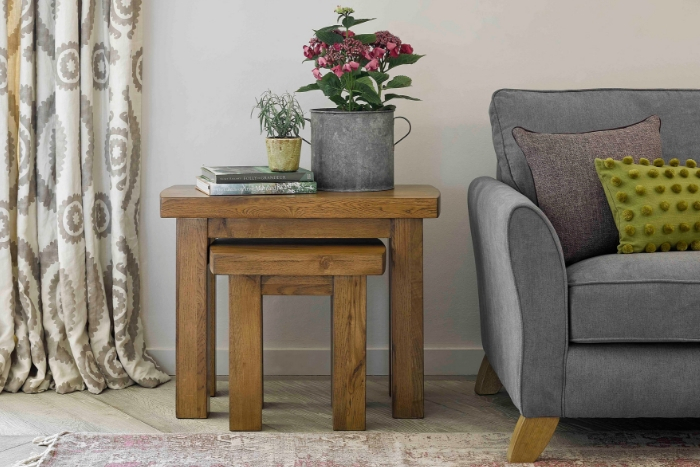 Side tables from hercules range