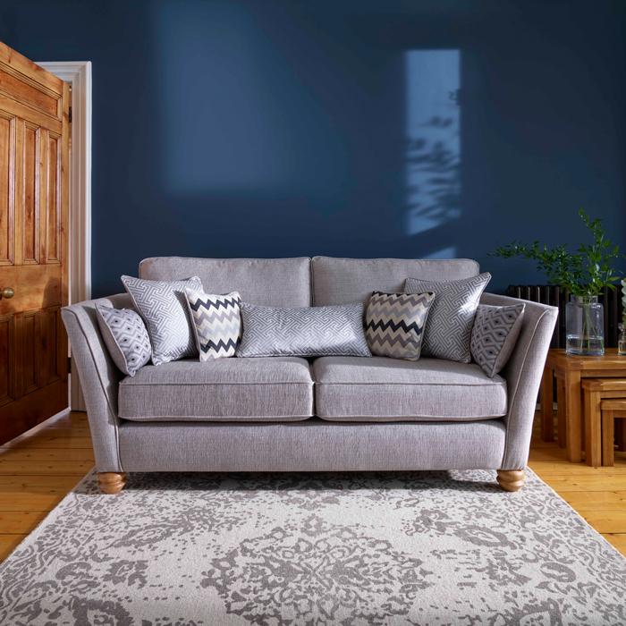 How To Style Our Gainsborough Sofa Range | Oak Furniture Land Blog