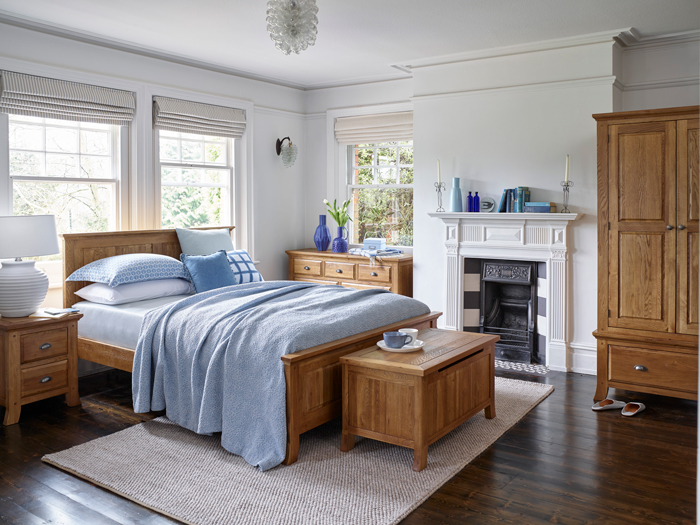11 Achievable and Affordable Bedroom Ideas | Oak Furniture ...