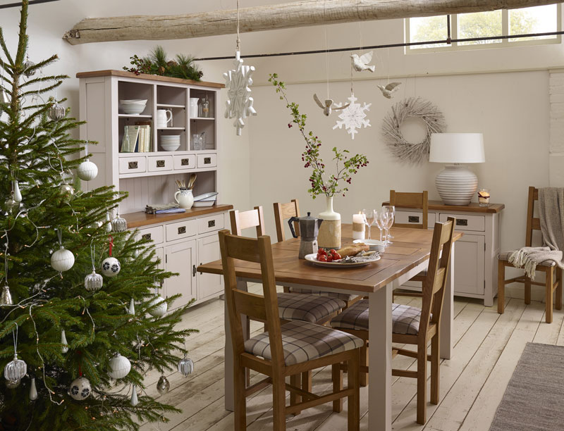 Kemble Christmas Kitchen