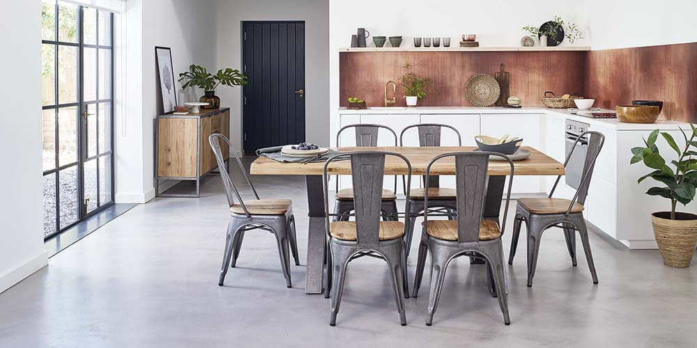Brooklyn Kitchen Table and Chairs