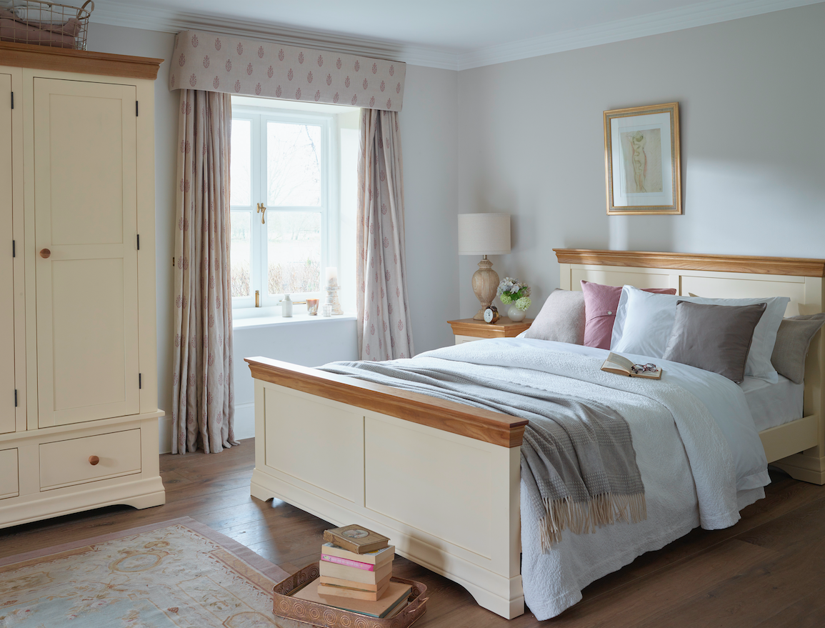 Country Cottage Bedroom Inspiration