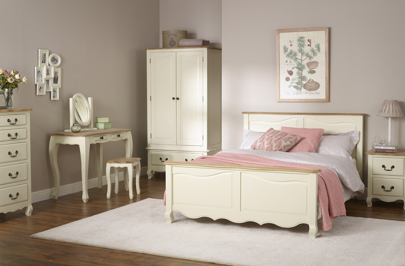 Bella Pink Bedroom