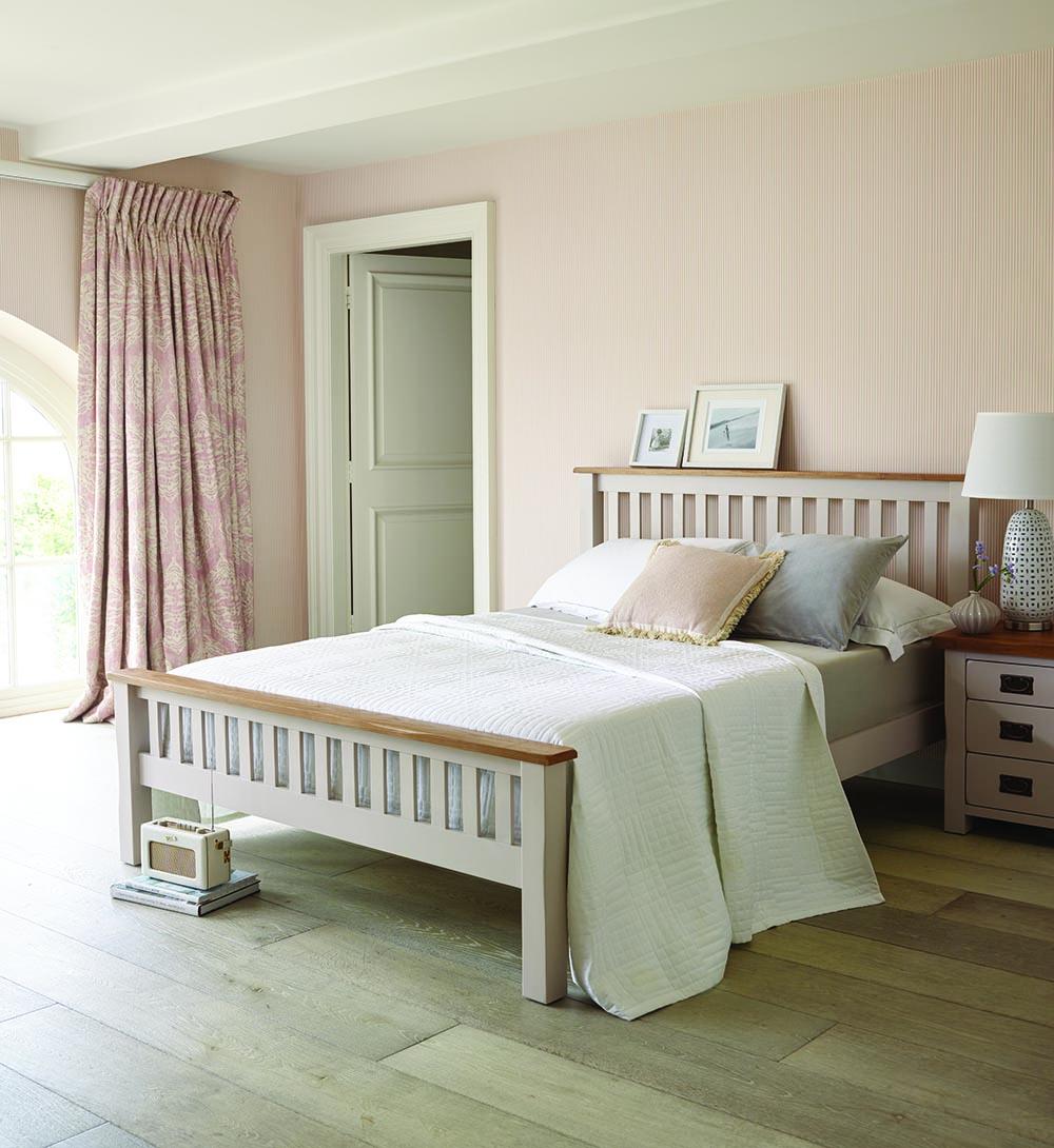 Kemble Bedroom Range with pink dusky tones