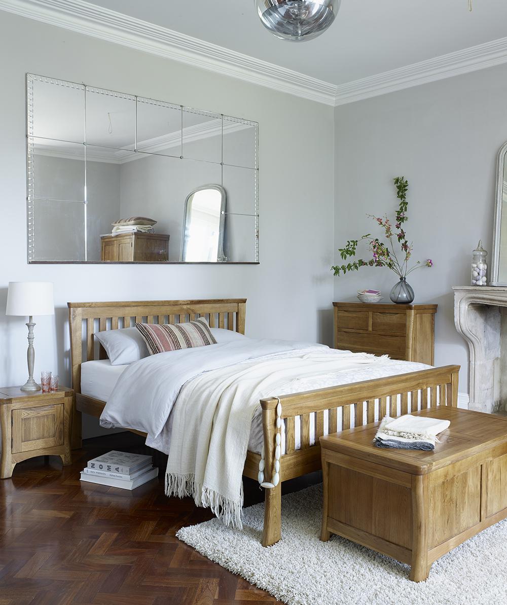 Orrick Bedroom Range with soft white walls