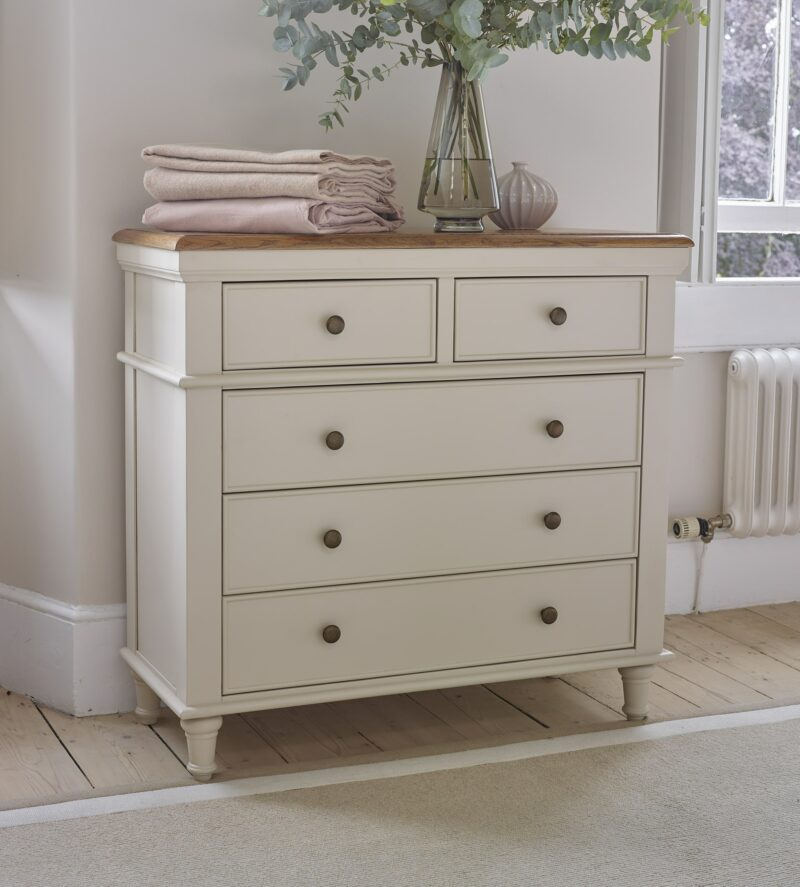 Shay 5 drawer chest