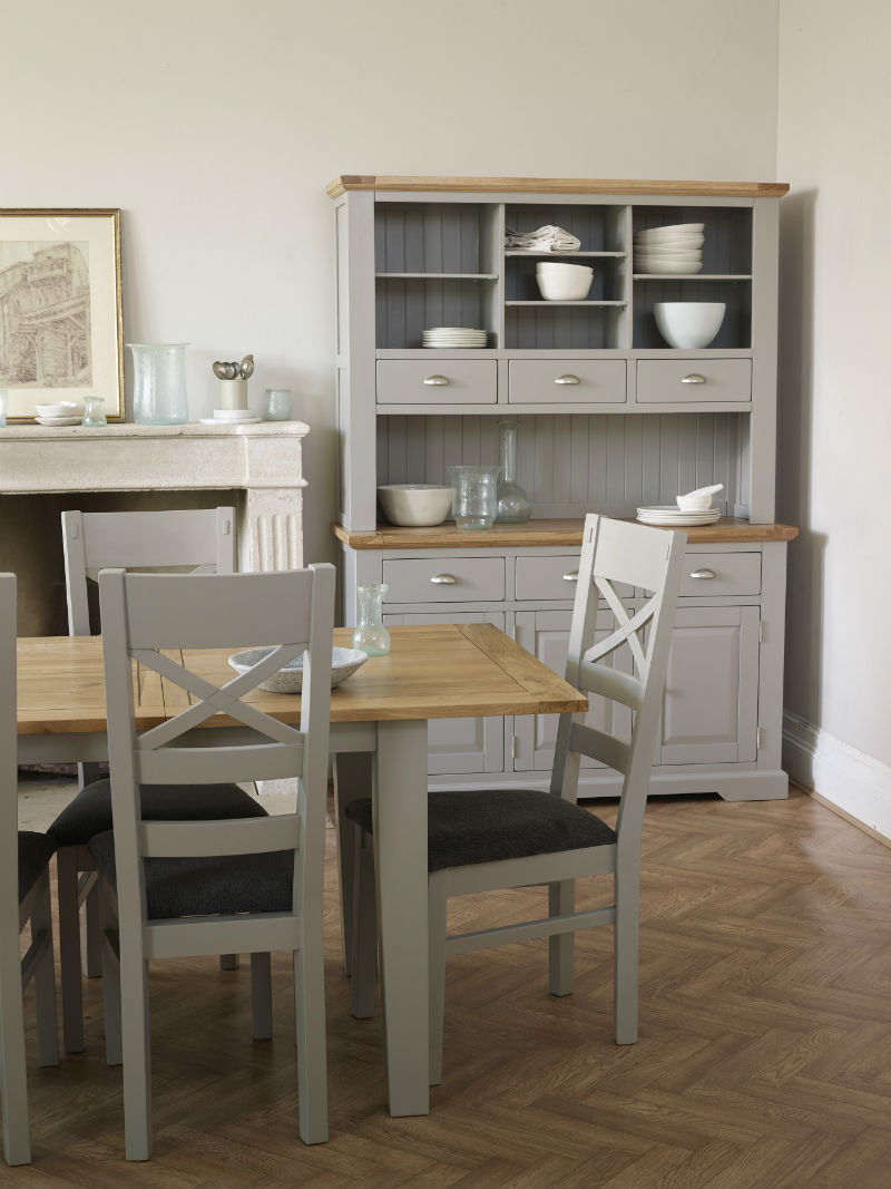 Our St Ives dining set and dresser