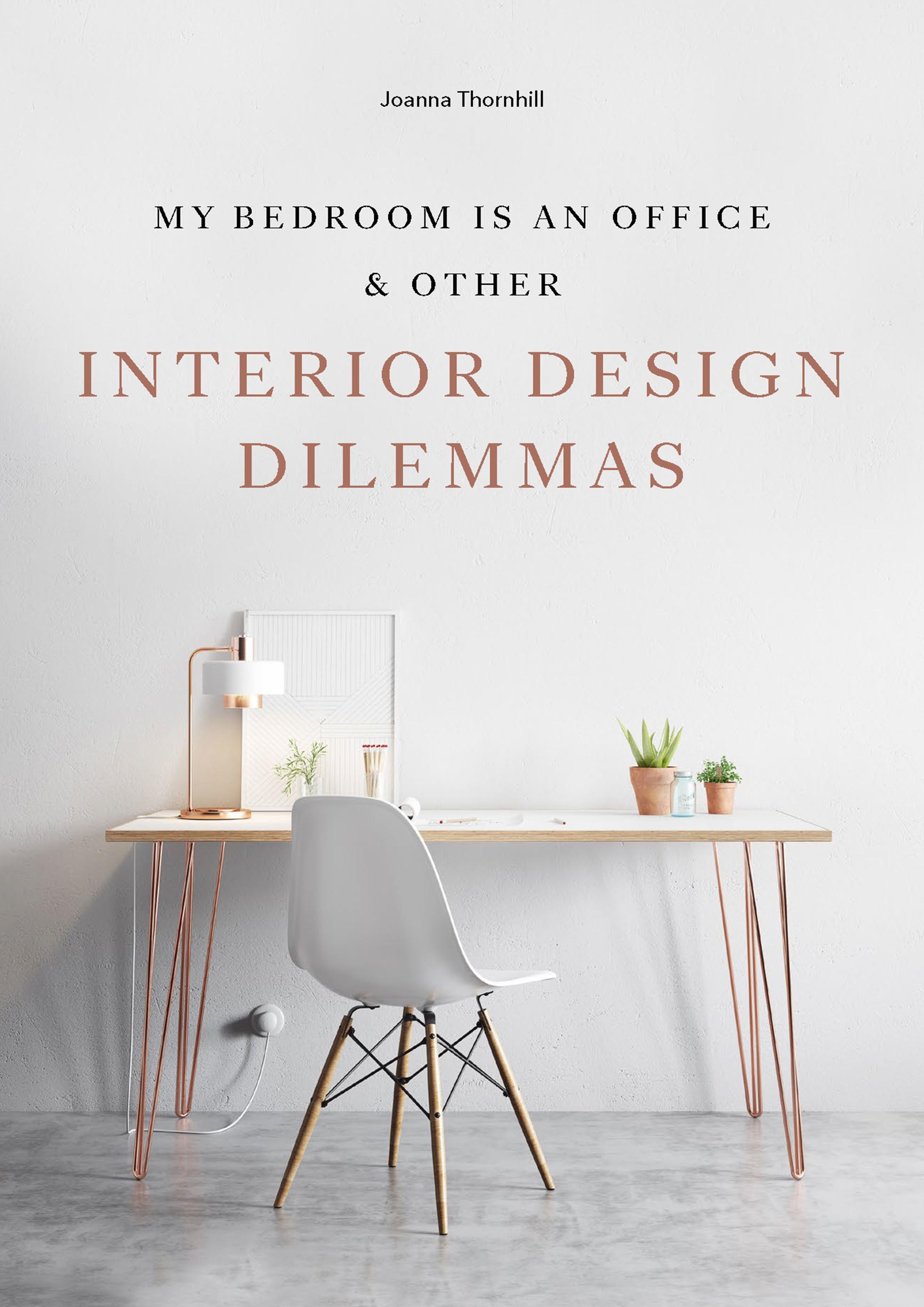 Interior Design Dilemmas Book Cover