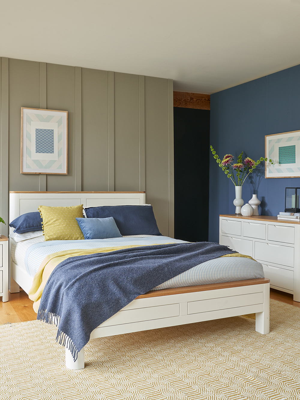 Hove White Painted Bedroom Furniture