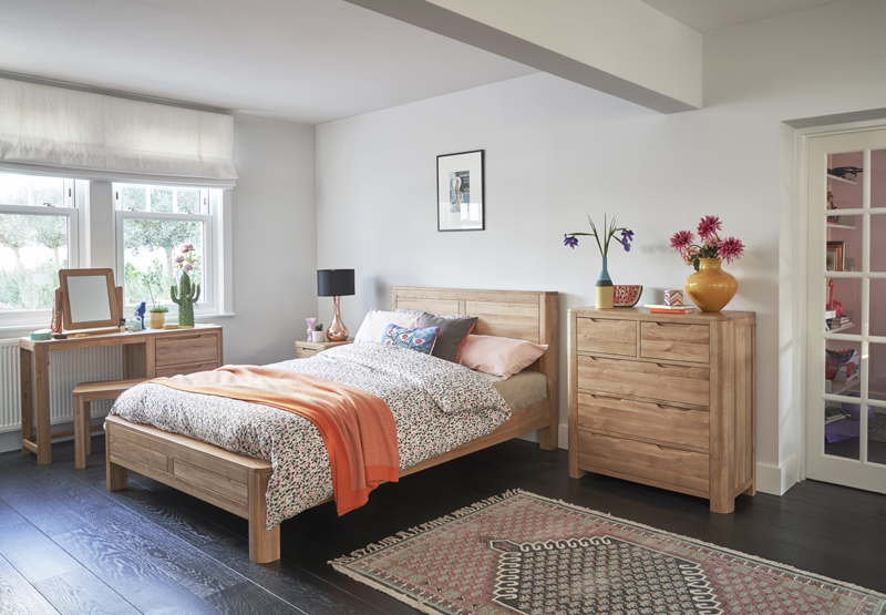 wooden bedroom furniture