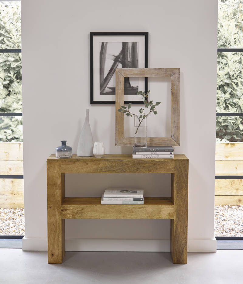 Mantis Light console table