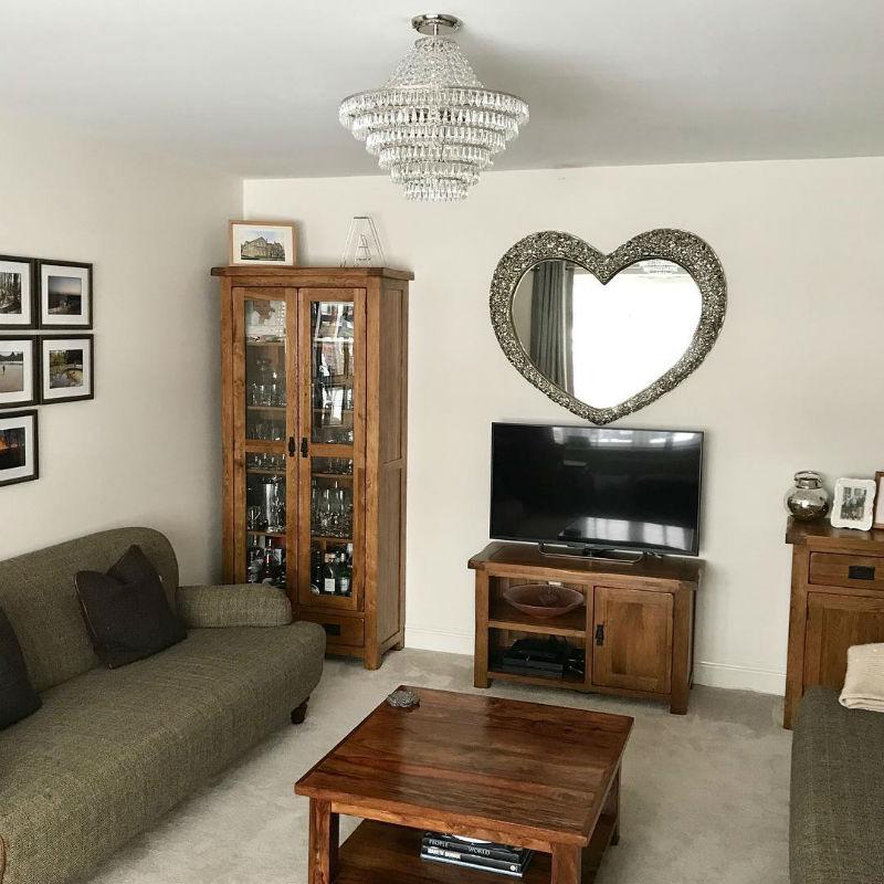 matching oak living room furniture