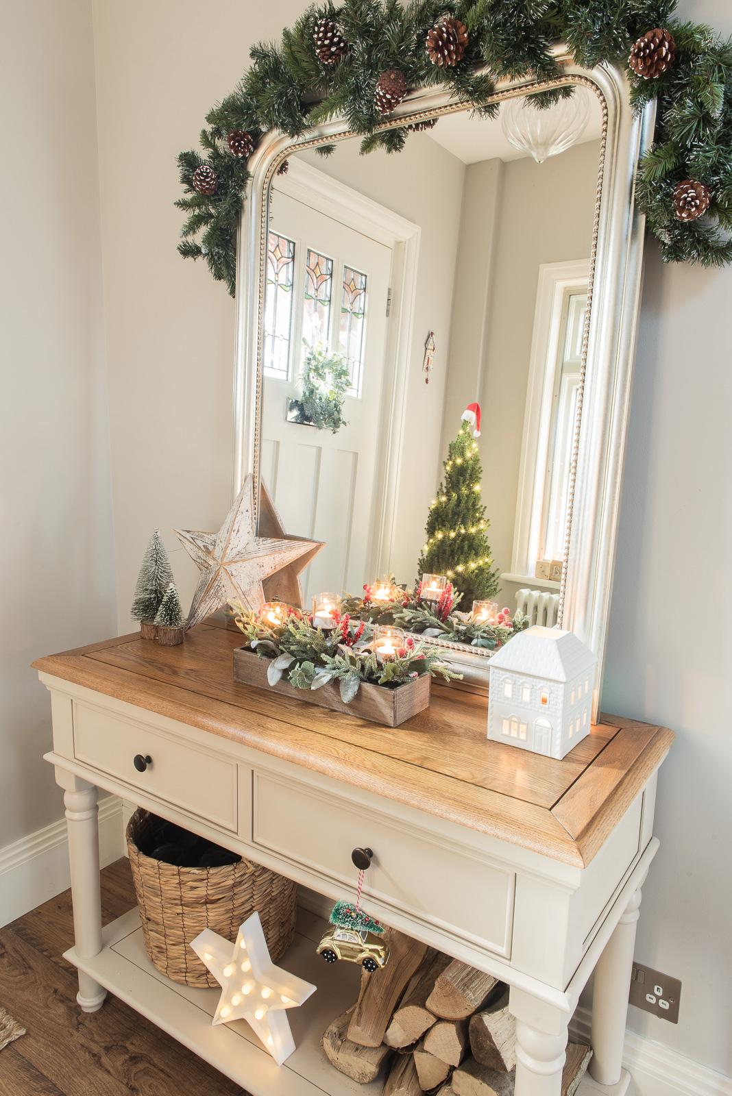 Christmas Hallway Inspiration