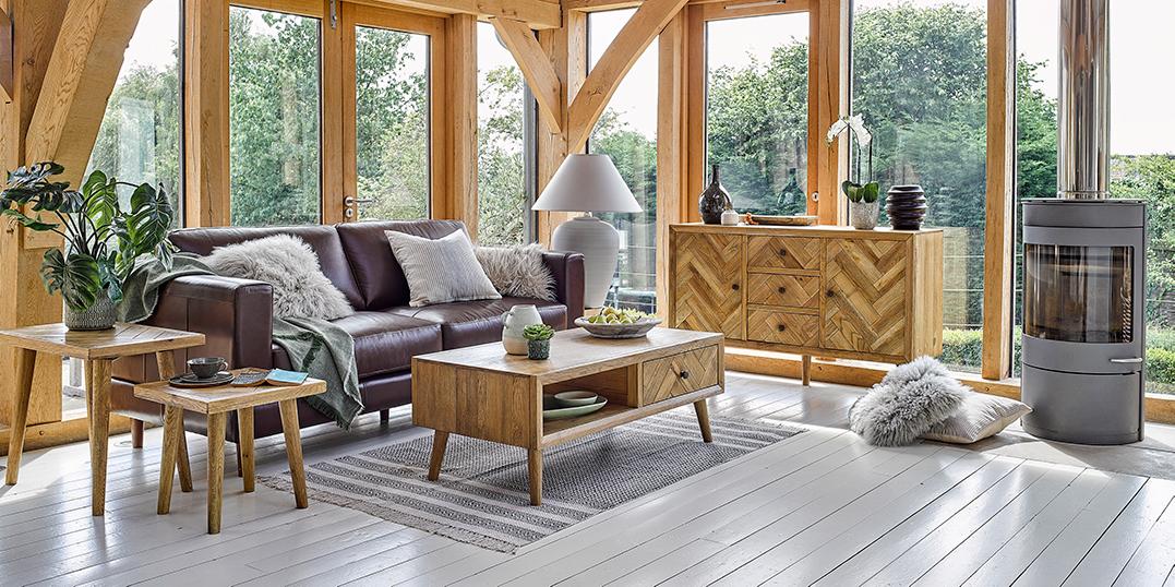 18 ways to style your living roomoak furnitureland