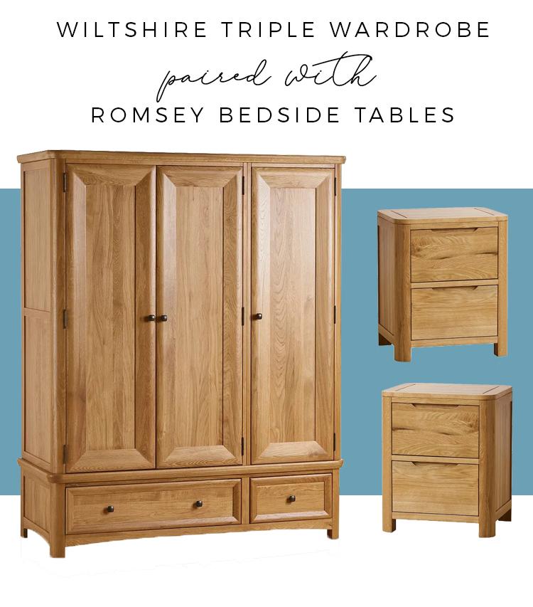 wiltshire and romsey range moodboard
