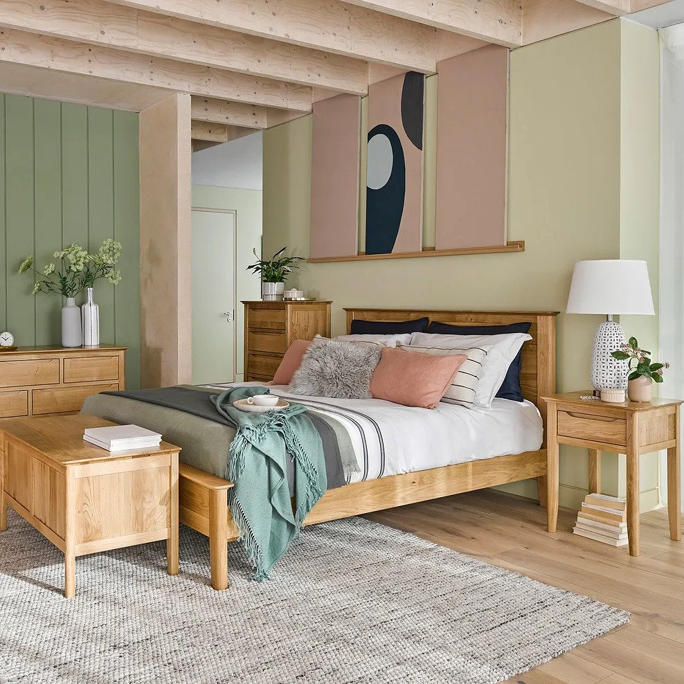 scandinavian style bedroom furniture