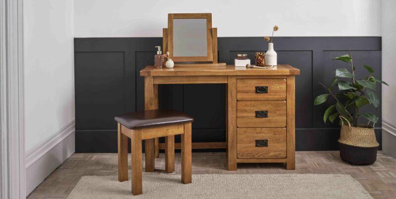 Original Rustic dressing table