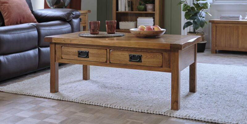 Original Rustic coffee table