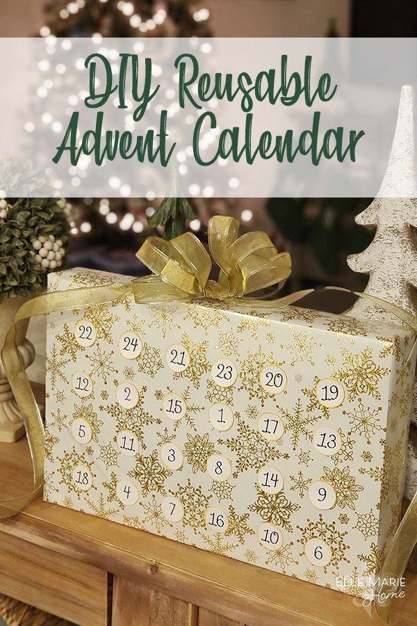 Wrapped Present Advent Calendar