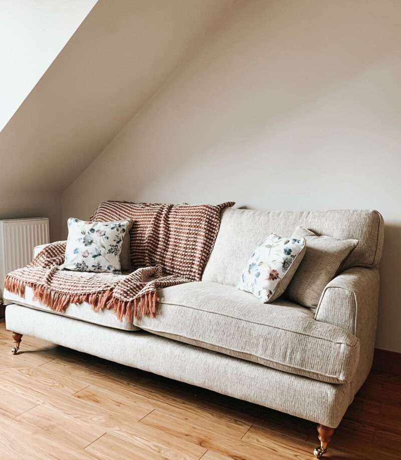 Hampstead two seater sofa