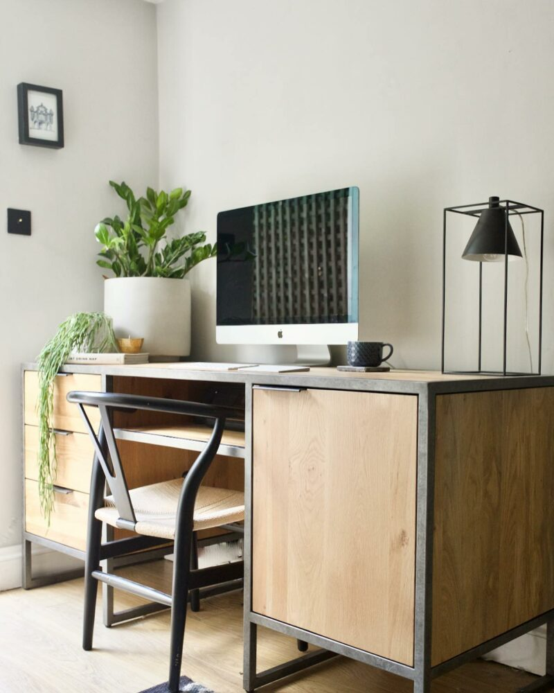 industrial furniture home office