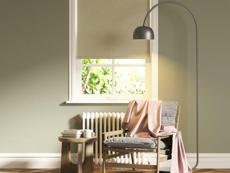 Lick green 01 bedroom chair