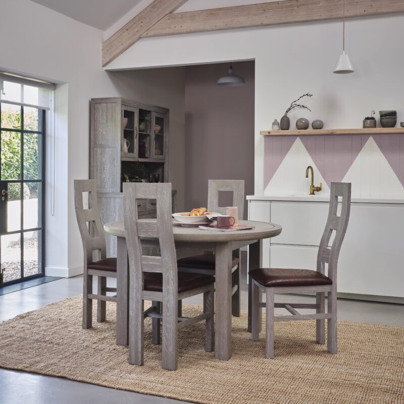Willow grey dining set