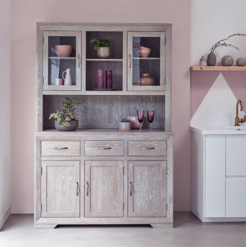 Willow grey oak dresser