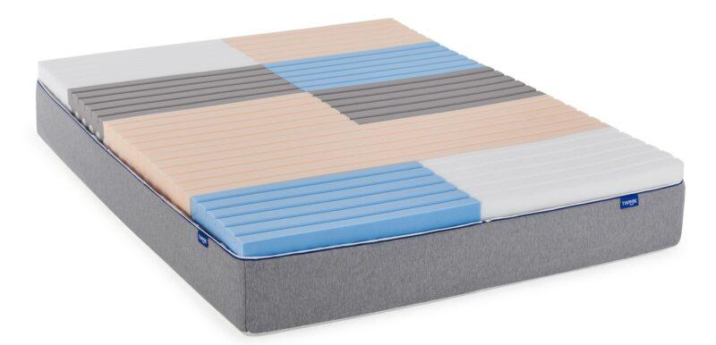 Tweak customisable mattress