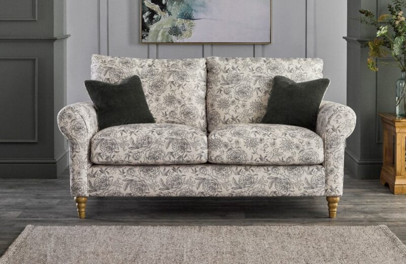 Bramble floral print sofa