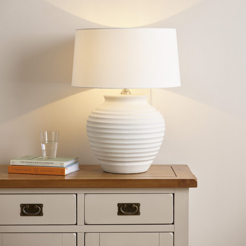 Focal point large lamp