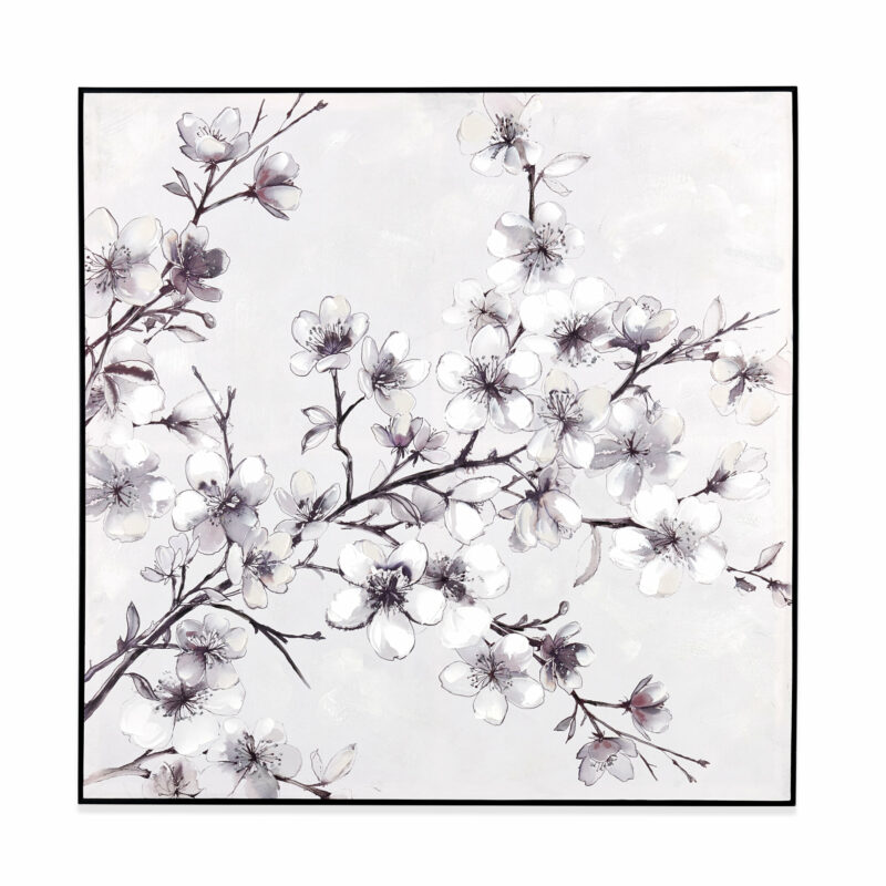 Osaka cherry blossom wall art