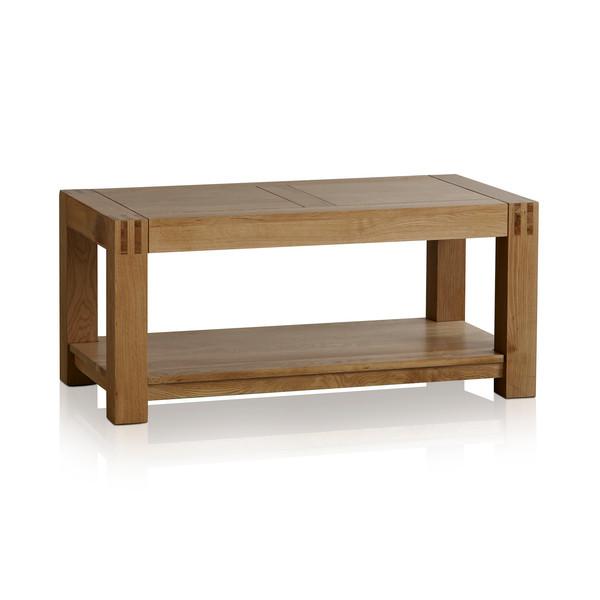 Alto Natural Solid Oak Coffee Table thumbnail