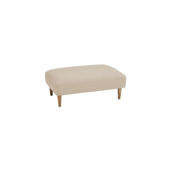 Parchment Fabric Sofas Footstool Brighton Range Oak Furnitureland