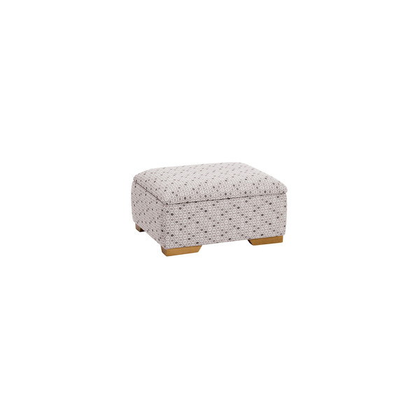 Blockbuster Slate Fabric Sofas Storage Footstool Robyn Range Oak Furnitureland