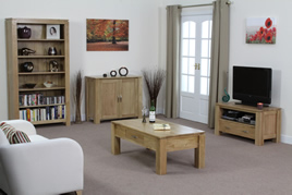Living Room Furniture By Oak Furniture Land The Oak
