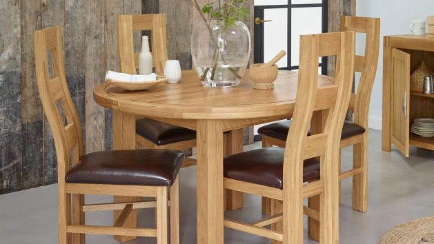 Dining Room Chairs Oak oak dining chairs | solid wood dining chairs | oak furniture land
