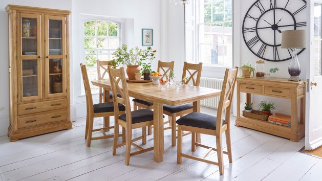 Dining Room Furniture Solid Oak Dining Furniture Oak